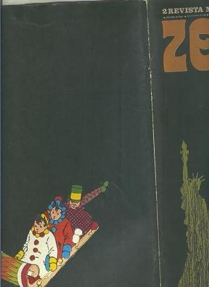 Zeppelin numero 02 (numerado 3 en interior: Varios