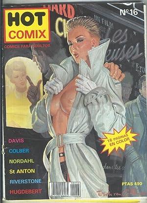 Hot Comix numero 16: Varios
