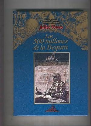 Los 500 millones de la Begum: Julio Verne