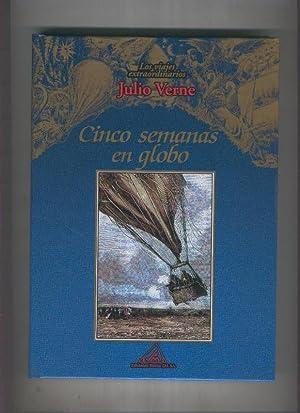 Cinco semanas en globo: Julio Verne
