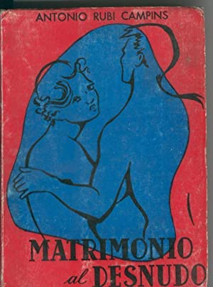 Matrimonio al desnudo: Antonio Rubi Campins