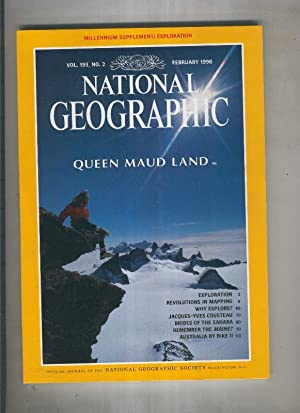 National geographic 1998 February: Queen maud land: Varios
