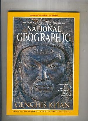 National geographic 1996 december:Genghis khan: Varios