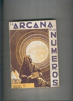 La arcana de los numeros: J. Iglesias Janeiro