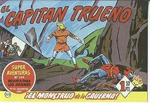 El Capitan trueno facsimil numero 225: El: Angel Pardo-Victor Mora