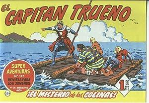 El Capitan trueno facsimil numero 228: El: Angel Pardo-Victor Mora