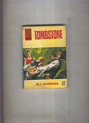 California numero 646: Tombstone: Marcial Lafuente Estefania