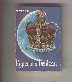 Enciclopedia Pulga numero 050: Ruperto de Hentzau: Antony Hope
