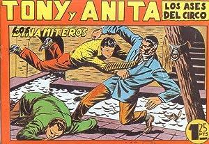 Tony y Anita facsimil numero 015: Los: Miguel Quesada