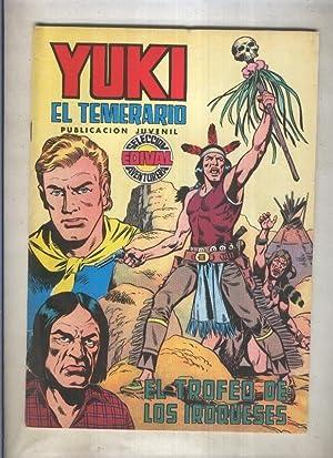 Yuki el Temerario vertical numero 05: El: Amoros-J.Gonzalez
