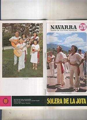 Navarra temas de cultura popular numero 379: Valeriano Ordoñez