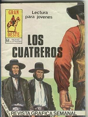 Gran Oeste numero 460: Los cuatreros: Varios