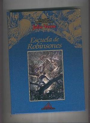 Escuela de Robinsones: Julio Verne