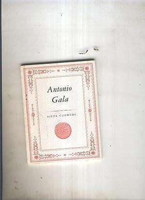 Siete cuentos: Antonio Gala