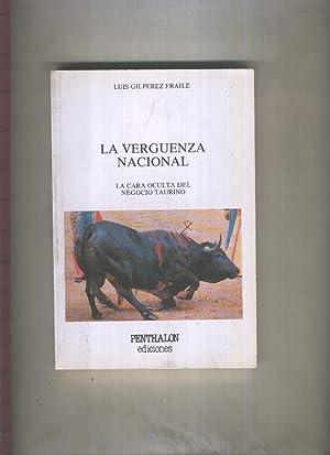 El Buho Viajero numero 40: La verguenza: Luis Gilperez Fraile