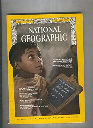 National geographic 1970 october: Varios
