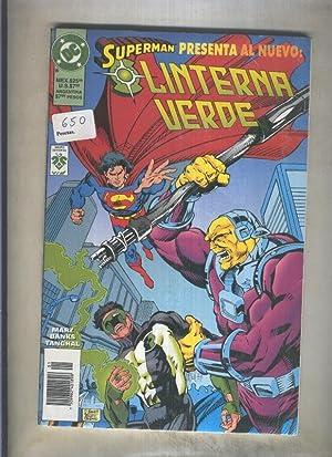 Superman presenta: El nuevo Linterna Verde: Marz-Banks-Tanghal