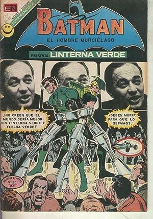 Batman numero 636: Linterna Verde: Varios