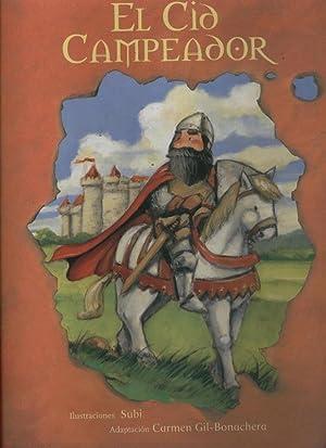 El Cid Campeador: Carmen Gil Bonachera