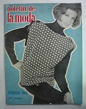 Boletin de la moda: febrero 1962: Varios