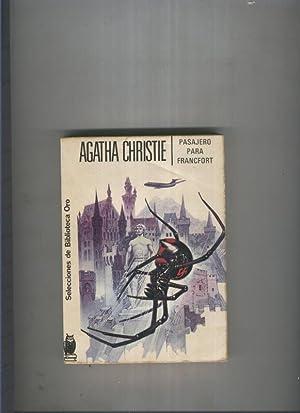 Pasajero para Francfort: Agatha Christie