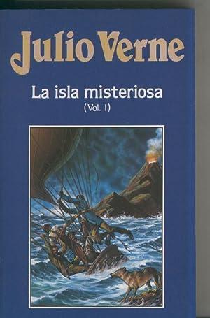Julio Verne numero 038: La isla misteriosa: Julio Verne