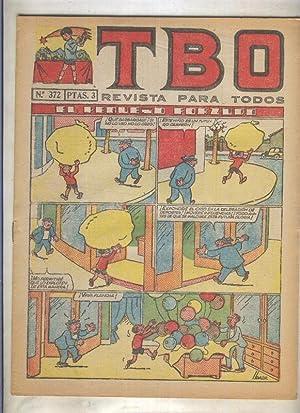 TBO numero 372: El pequeño forzudo (ibarz),: Varios