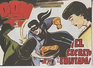 Don Z, facsimil numero 75: El secreto: Varios