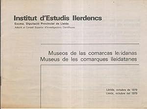 Museos de las comarcas leridanas: Varios