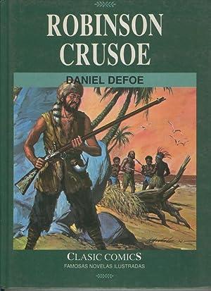 Clasic Comics numero 06: Robinson Crusoe: Daniel Defoe
