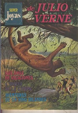 Super Joyas volumen 07: Julio Verne: Julio Verne