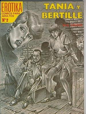 Erotika numero 02: Tania y Bertille: W.G.Colber