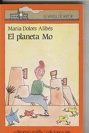 El planeta Mo: Maria Dolors Alibes
