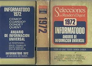 1972 Informatodo.Anuario de informacion universal: Varios