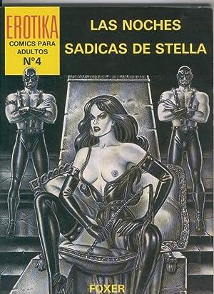 Erotika volumen 4: Foxer