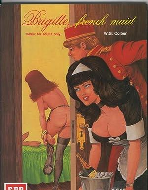 Brigitte, french maid: W.G.Colber