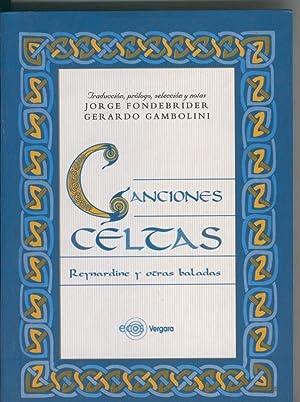 Canciones Celtas: Jorge Fondebrider y
