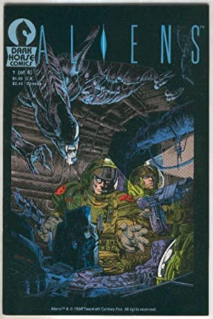 ALIENS Vol.1: Numero 01 (Dark Horse 1988)