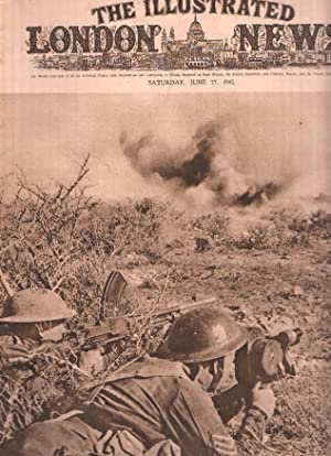 THE ILLUSTRATED LONDON NEWS, July 27 1942: The Camera-Man at work in Libya