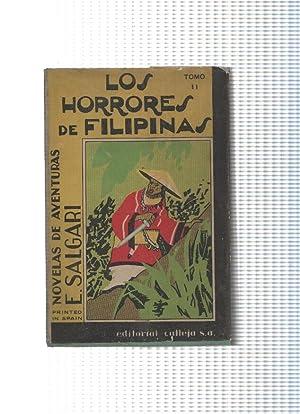 Los horrores de Filipinas Tomo II: Emilio Salgari