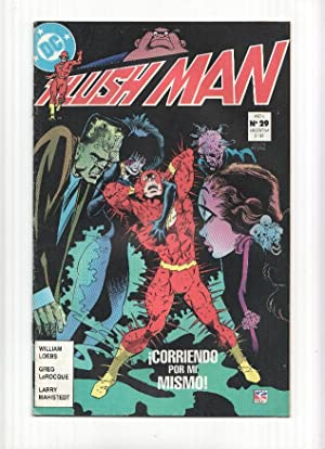 Flash version en argentina: Flush Man numero: varios