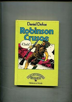 Historias Biblioteca Verde numero 13: Robinson Crusoe: Daniel Defoe