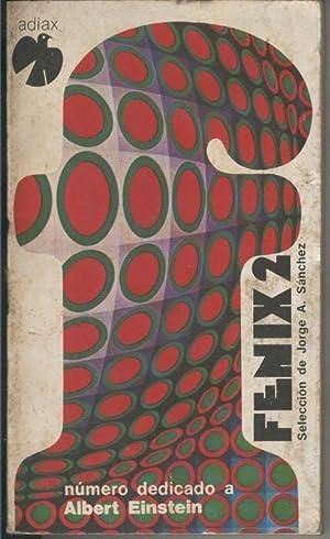 Fenix II: numero dedicado a Albert Einstein: Albert Einstein
