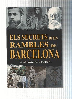 Els secrets de les Rambles de Barcelona: Angel Ferris y