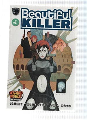 BEAUTIFUL KILLER , Volume 1: Numero 01B: Jimmy Palmiotti