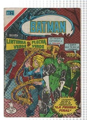Batman serie Aguila numero 1074: Linterna y: Varios