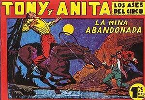 Tony y Anita facsimil numero 017: La: Miguel Quesada