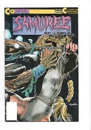 SAMUREE, Vol.1: Numero 02: So Far to: Elliot Maggin