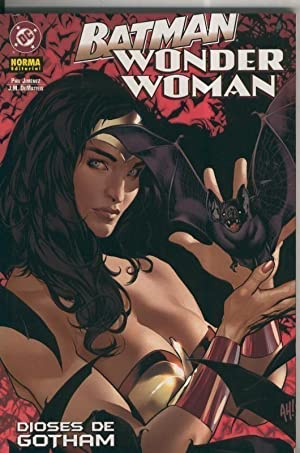 Batman-Wonder Woman: Dioses de Gotham: Phil Jimenez-J.M.DeMatteis