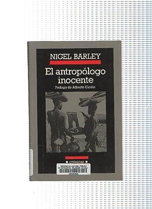 El antropologo inocente: Nigel Barley